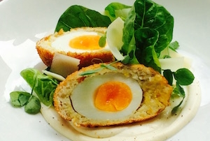 Smoked Haddock Scotch Egg Recipe