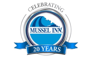 Mussel Inn restaurants celebarating 20 years