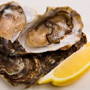 Delicious, nutritious fresh oysters from Scotland's West Coast